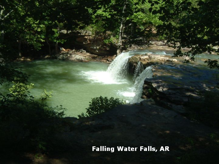 Arkansas Swimming Holes And Hot Springs Rivers Creek Springs Falls Hiking