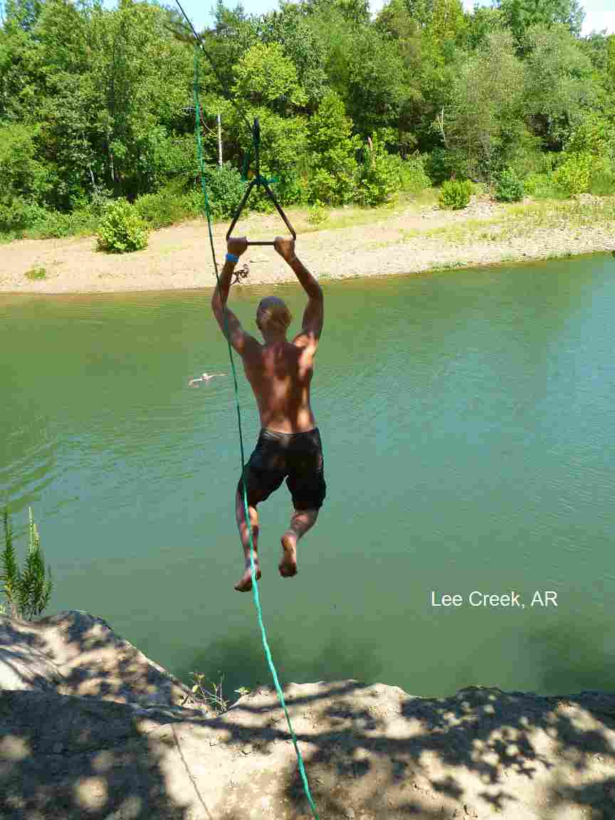 Turn nudist swimming holes missouri