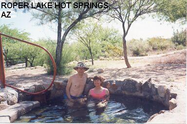 Map Of Arizona Hot Springs.Swimmingholes Info Arizona Swimming Holes And Hot Springs Rivers