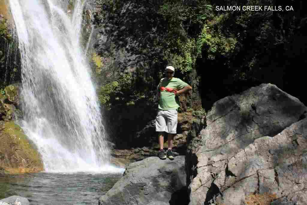 SwimmingHolesinfo CALIFORNIA SWIMMING HOLES - California waterfalls map