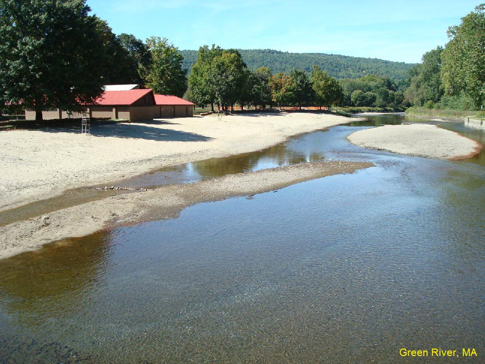 Massachusetts Swimming Holes And Hot Springs Rivers Creek Springs Falls
