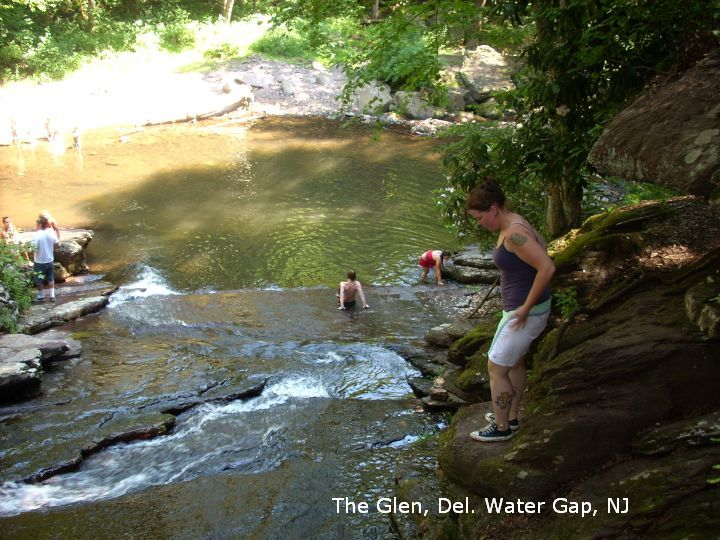 New Jersey Swimming Holes And Hot Springs Swimmingholes