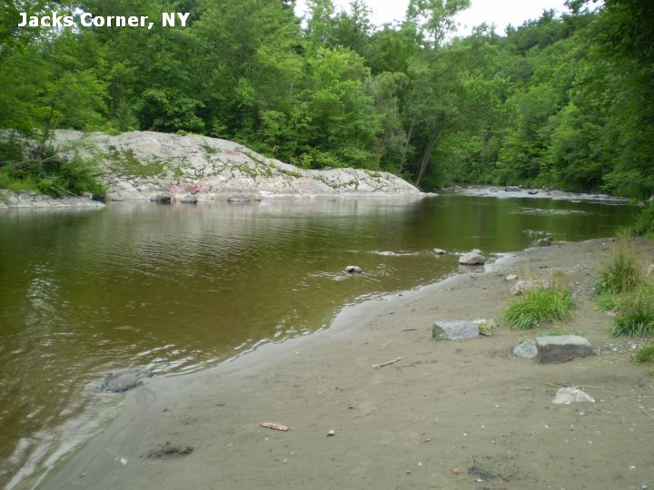 SwimmingHoles.info New York Swimming Holes and Hot Springs rivers