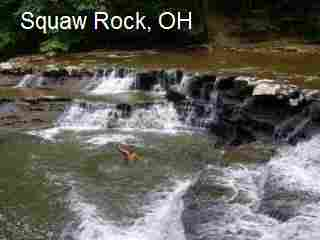 Ohio swimming holes and hot springs rivers creek springs - Campgrounds in ohio with swimming pools ...