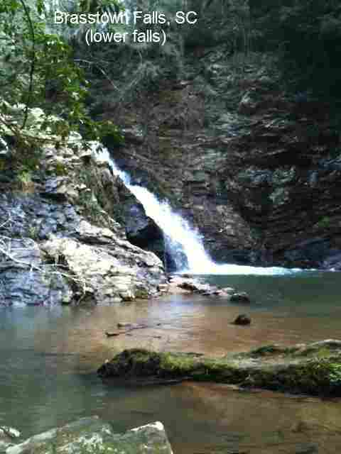 Swimmingholes Info South Carolina Swimming Holes And Hot