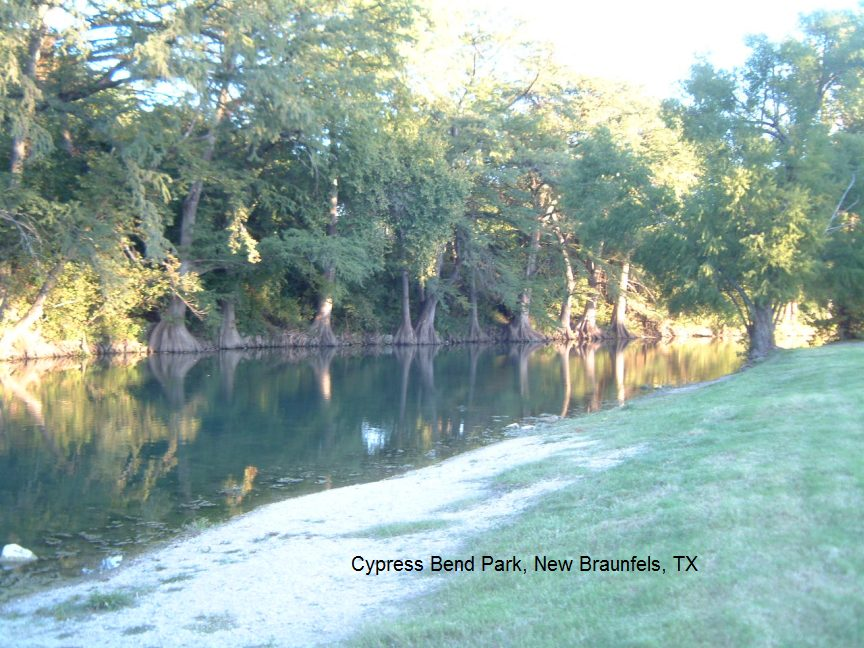 New Braunfels Camping >> SwimmingHoles.info Texas Swimming Holes and Hot Springs ...