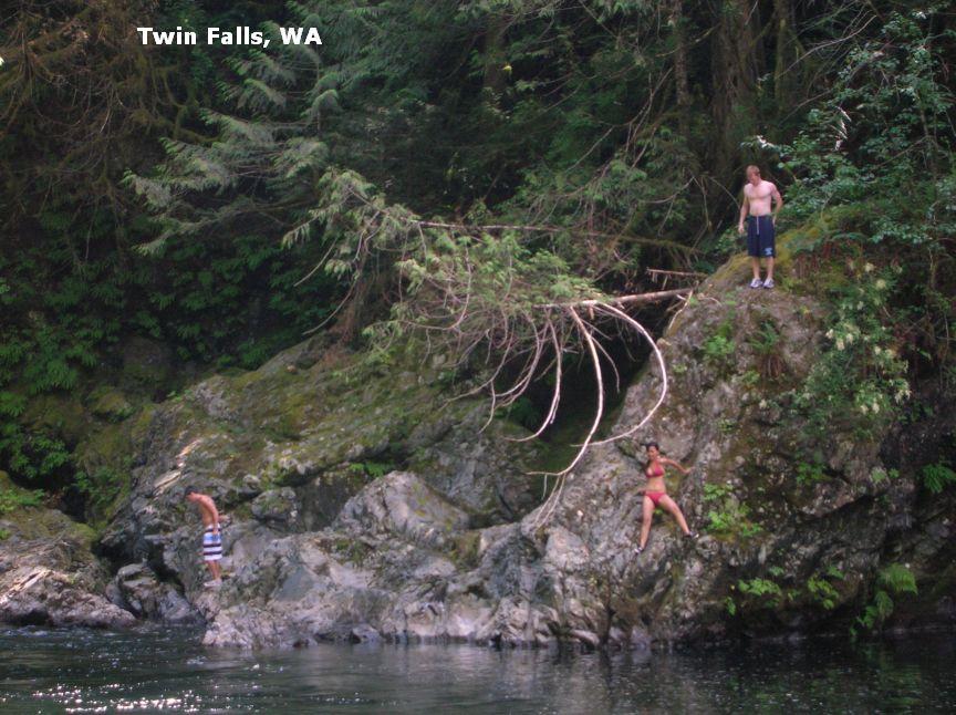 SwimmingHolesinfo Washington Swimming Holes and Hot Springs rivers
