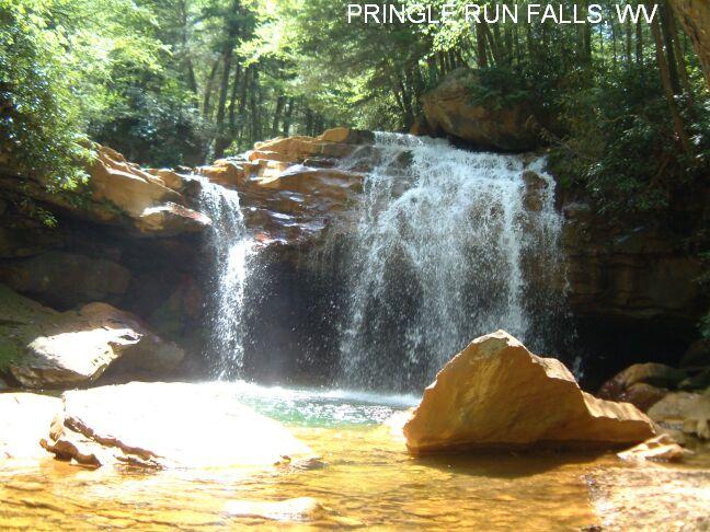 Pringle Run Falls