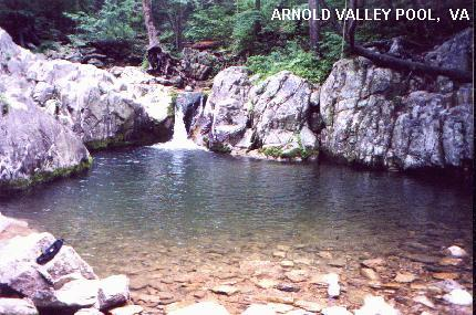 Arnold Valley Pool Arno